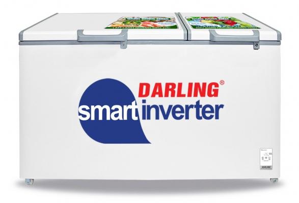 Tủ Đông Mát 2 Dàn Lạnh Inverter Darling DMF-7699WSI-4