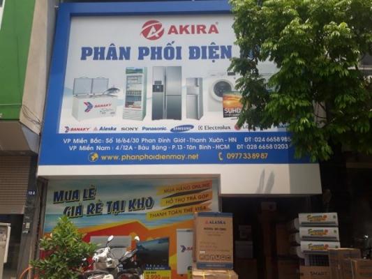 địa chỉ công ty akira