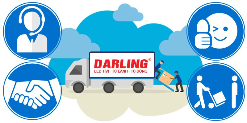 thương hiệu darling