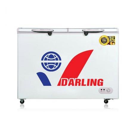 Tủ đông Darling DMF-2699WXL (2 ngăn đông mát, 250 lít)