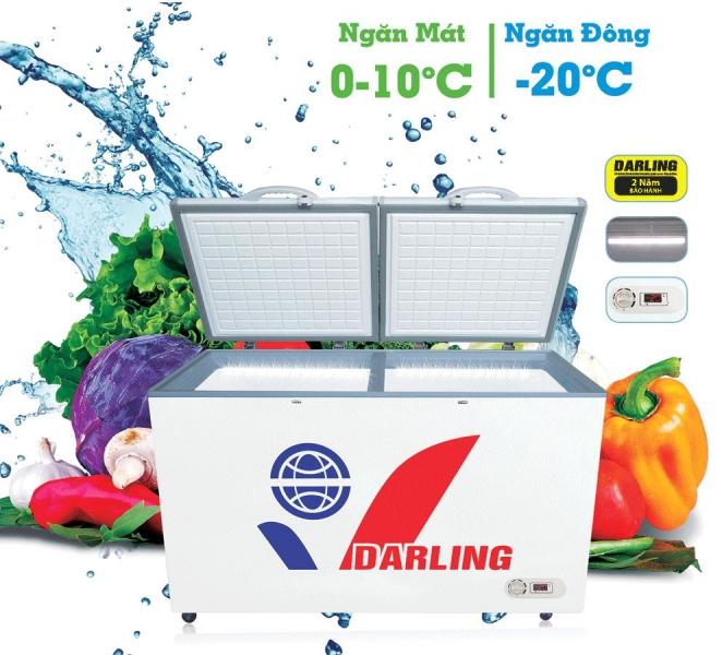 Tủ đông Inverter Darling DMF-4699WI-1