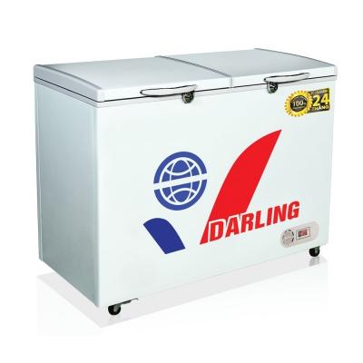 Tủ đông Darling DMF-6799AX dan lạnh đồng, 1 ngăn đông