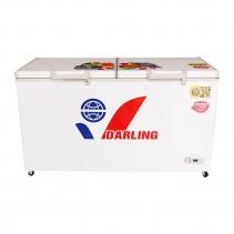Tủ đông Darling DMF-6809WX côi bông, dàn đồng