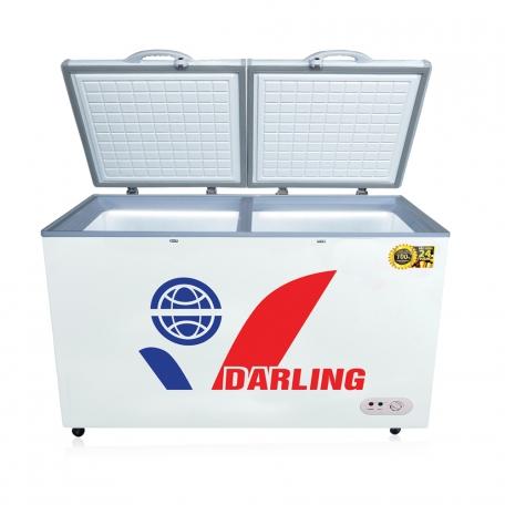 Tủ đông Darling DMF-6888WX dàn lạnh nhôm, 2 ngăn đông + mát