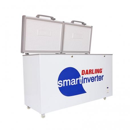 Tủ đông Darling Smart Inverter DMF-3699WSI ngăn tủ rộng rãi có giỏ chứa đồ tiện lợi