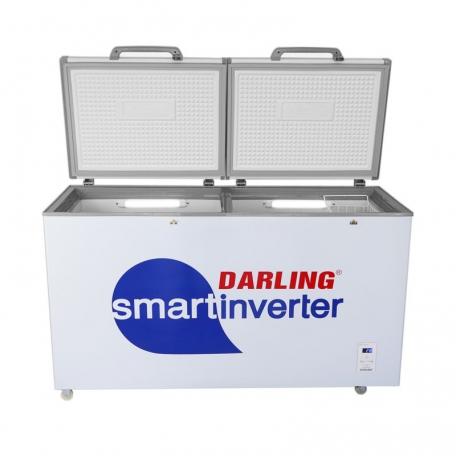 Tủ đông Darling Smart Inverter DMF-4799ASI với thiết kế 1 ngăn 2 cánh mở