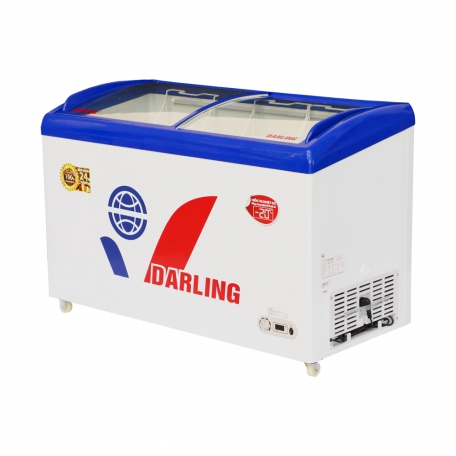 Tủ đông mặt kính Inverter Darling DMF-3079AXK