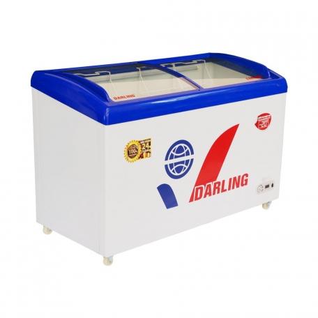 Tủ đông mặt kính Inverter Darling DMF-4079AI-K