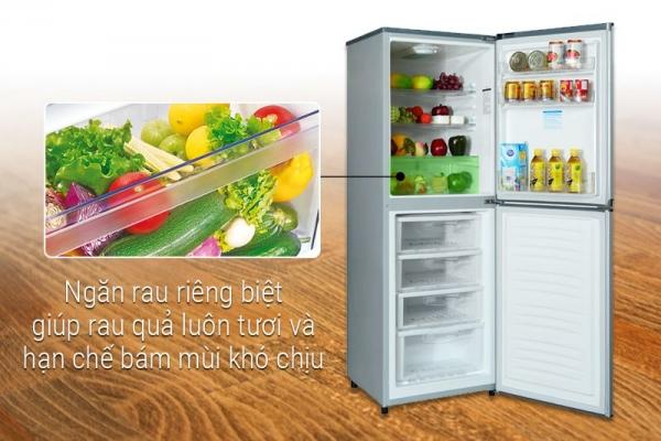 Tủ lạnh Darling 250 lít NAD2590WX